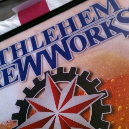 Photo taken at Felgey's Bethlehem Brew Works by Lili M. on 8/4/2012