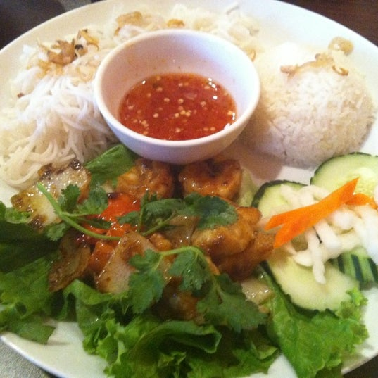 Photo taken at Pho Khang by Theo S. on 9/10/2012