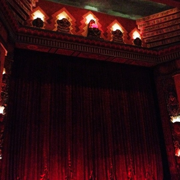 Photo taken at Mayan Theatre by Josiah F. on 6/12/2012