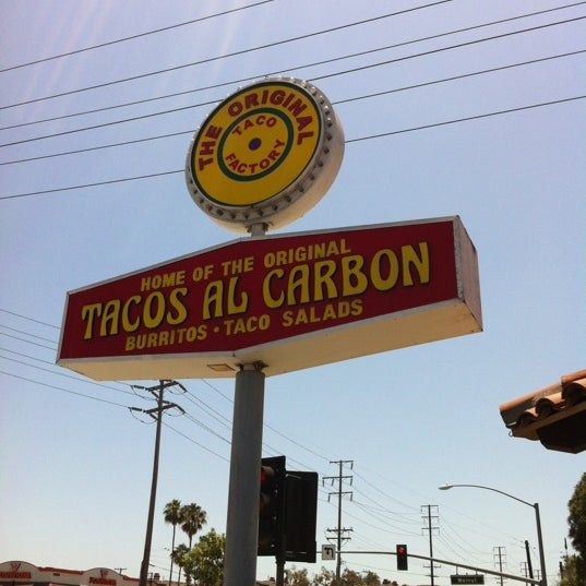 Photo taken at The Original Taco Factory by Josh T. on 6/10/2012