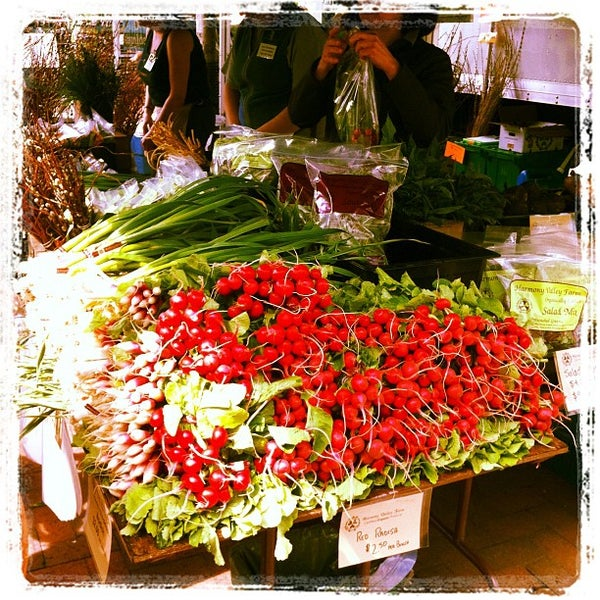 Photo taken at Dane County Farmers' Market by Heather G. on 5/12/2012