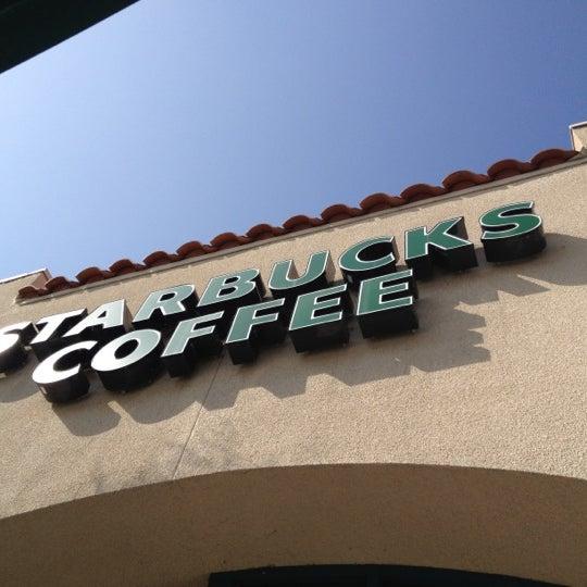 Photo taken at Starbucks by Sam H. on 5/20/2012