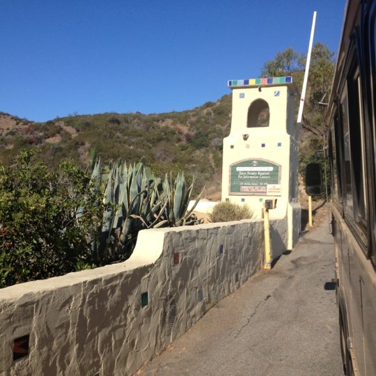 Photo taken at Santa Catalina Island by Jennifer B. on 7/8/2012