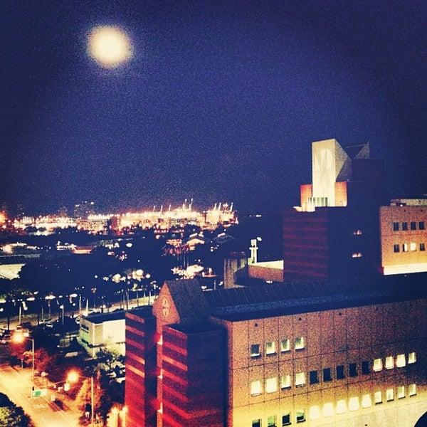 Photo taken at Miami Dade College Wolfson Campus by Daniel C. on 8/31/2012