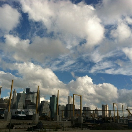 Photo taken at Brooklyn Bridge Park - Pier 6 by Track G. on 7/21/2012