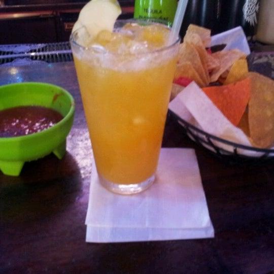Photo taken at Burrito Bar & Kitchen by Kelli M. on 7/28/2012