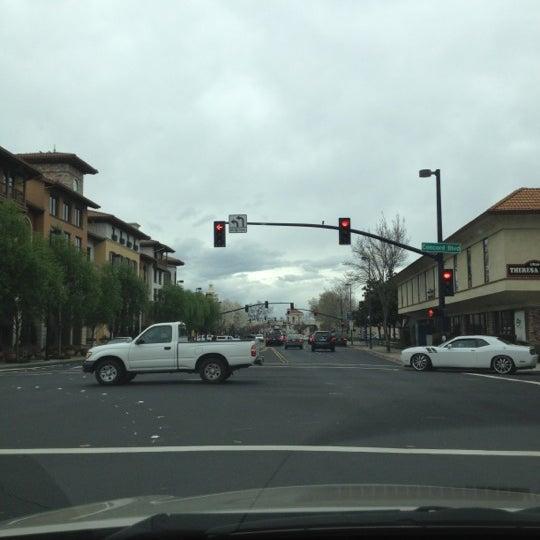 Photo taken at Todos Santos Plaza by Adilson F. on 3/17/2012