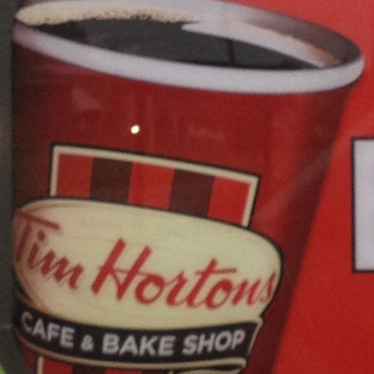 Tim Hortons Chicago: Places I Go Often