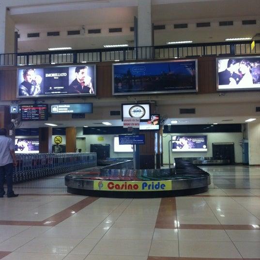 Photo taken at Dabolim Goa International Airport (GOI) by Hemanth K. on 4/21/2012