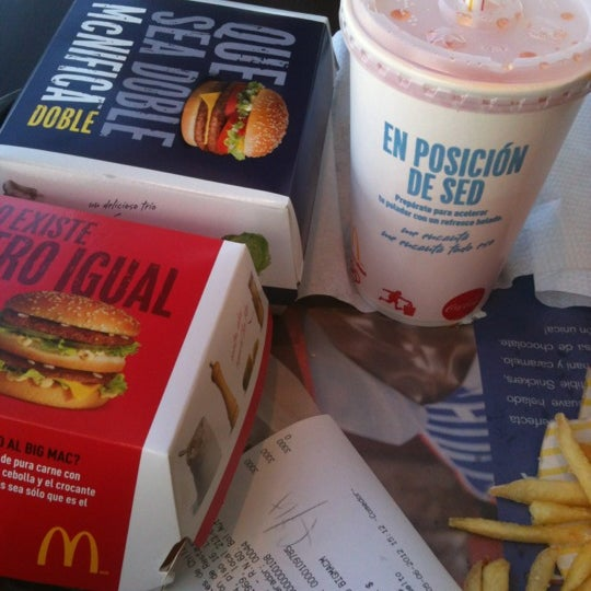 Photo taken at McDonald's by Greco R. on 6/5/2012