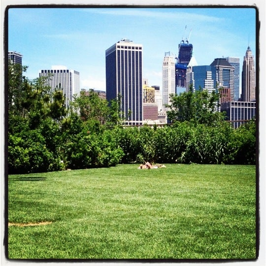 Photo taken at Brooklyn Bridge Park - Pier 6 by Colette Q. on 6/16/2012