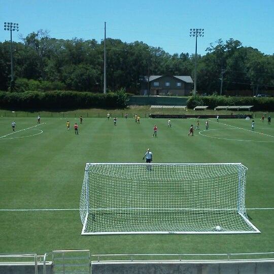 Photo taken at The Seminole Soccer Complex by David O. on 6/2/2012