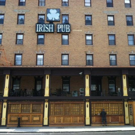Photo taken at The Irish Pub by Jared K. on 4/10/2012