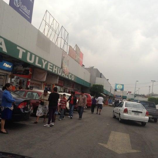 Plaza Tulyehualco Centro Comercial En Iztapalapa