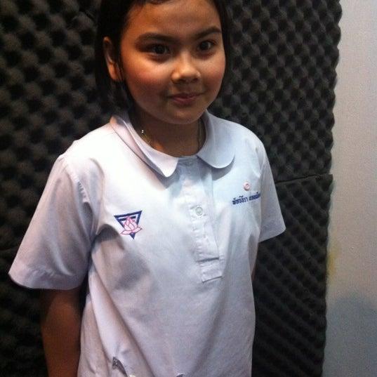 Photo taken at B-star-Music School by Modzillaz T. on 2/21/2012
