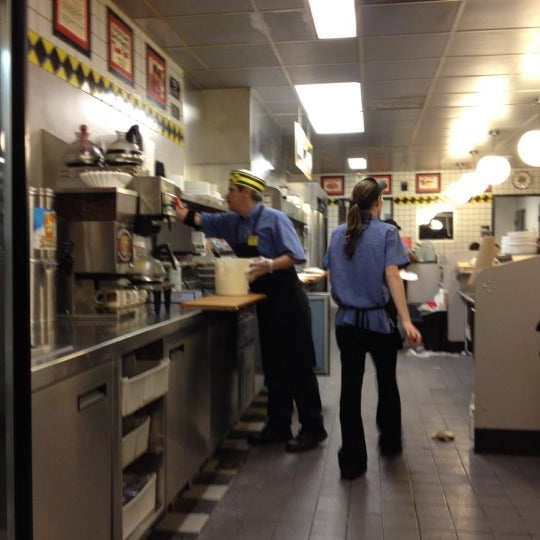 Photo taken at Waffle House by Cole R. on 4/14/2012