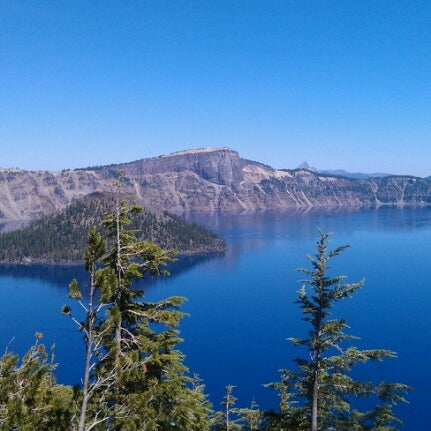Photo taken at Crater Lake National Park by L J. on 8/4/2012