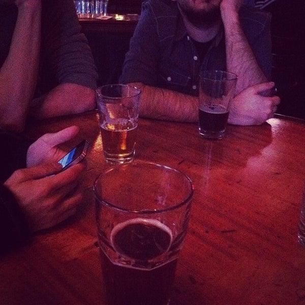 Photo taken at Bleecker Street Bar by Greg W. on 2/3/2012