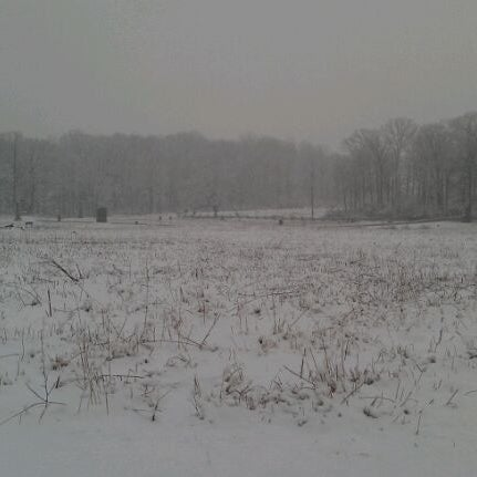 Photo taken at Wheatfield, Gettysburg Battlefield by M J H. on 2/8/2012