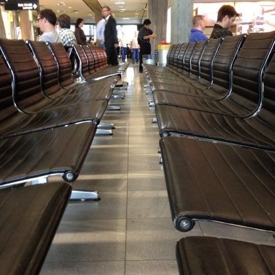 Photo taken at Terminal 3 by urs d. on 7/13/2012