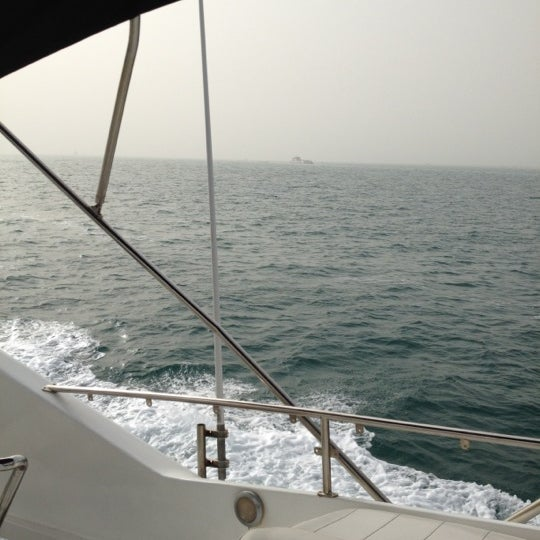 Photo taken at مركز خفر سواحل الدوحه by Adel A. on 4/20/2012