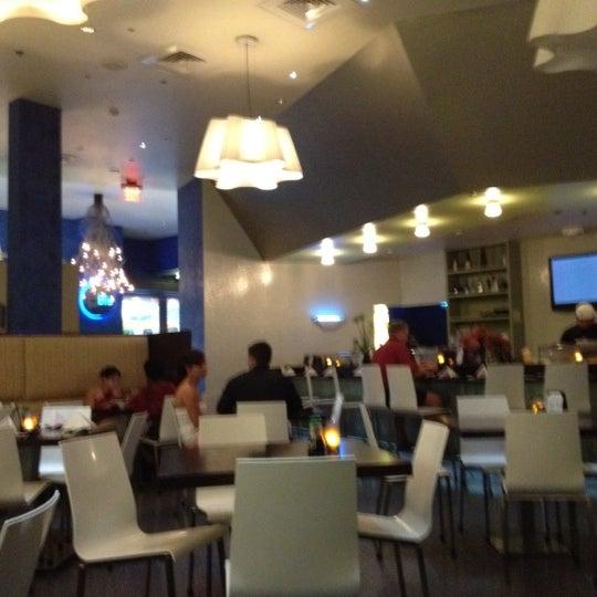 Photo taken at Blu Sushi by Debra M. on 5/23/2012