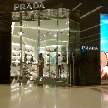 Photo taken at Prada by Saming S. on 4/6/2012