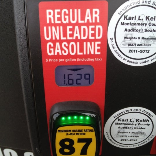 Photo taken at Kroger Fuel Center by Michelle B. on 6/17/2012