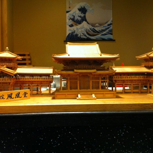 Photo taken at Little Tokyo by Tesa N. on 3/12/2012