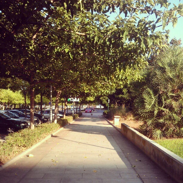 Photo taken at Universitat Jaume I (UJI) by Debora T. on 9/5/2012