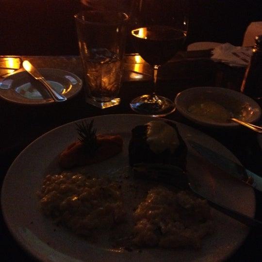 Photo taken at Al Biernat's Prime Steak & Seafood by Jasson G. on 7/24/2012