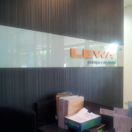 Photo taken at LEWA PTE LTD by Amos on 8/15/2012