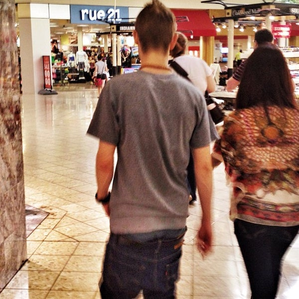 Photo taken at Oakwood Mall by Isaiah S. on 5/25/2012