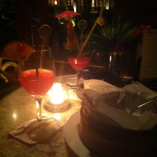 Photo taken at Haivan Lounge by Veronica P. on 3/28/2012
