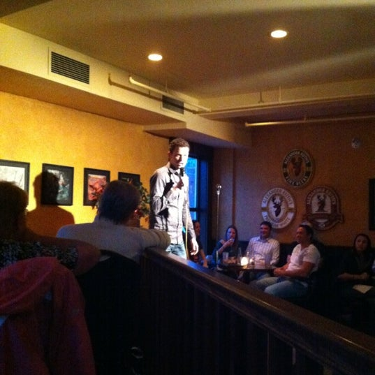 Photo taken at The Old Triangle Irish Alehouse by Maureen K. on 4/20/2012
