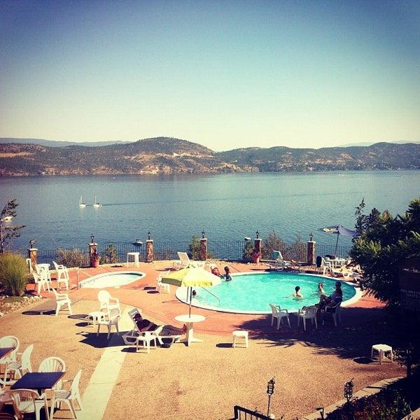 Photo taken at Lake Okanagan Resort Kelowna by Mark B. on 8/17/2012