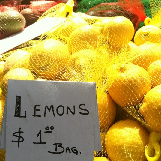Photo taken at Wednesday Farmers Market by Trisha C. on 4/18/2012