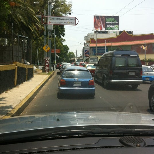 Photo taken at Avenida Cuitláhuac by Josue M. on 6/9/2012