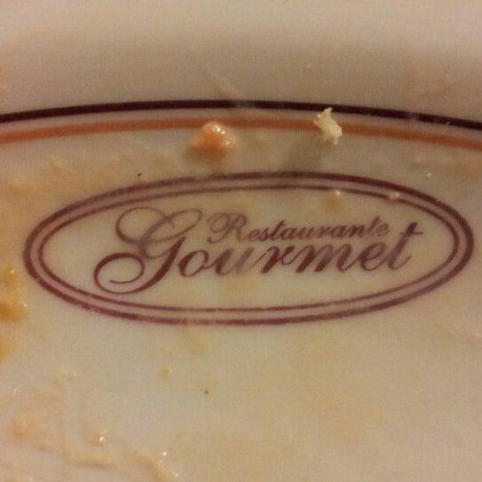 Photo taken at Restaurante Gourmet by (((GRL))) on 6/21/2012