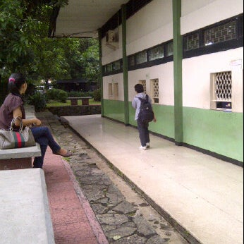 Photo taken at Kampus Tercinta IISIP Jakarta by Djony H. on 5/28/2012