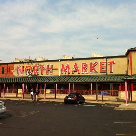 Photo taken at North Market by Jennifer M. on 7/3/2012
