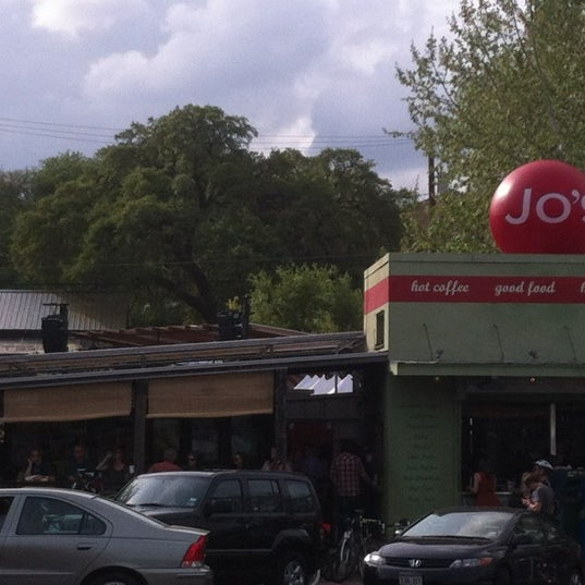 Photo taken at Jo's Coffee by Reagan on 3/16/2012