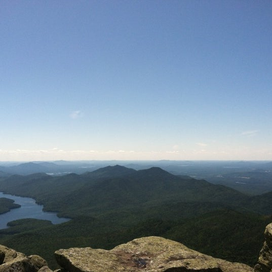 Photo taken at Whiteface Mountain by Todd S. on 7/9/2012