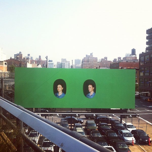 Photo taken at High Line 10th Ave Amphitheatre by Albino P. on 9/7/2012