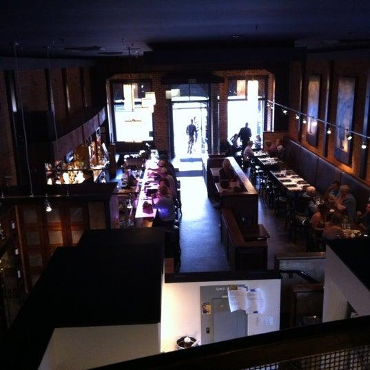 Photo taken at Cornerstone Bar & Grill by Erik B. on 8/22/2012