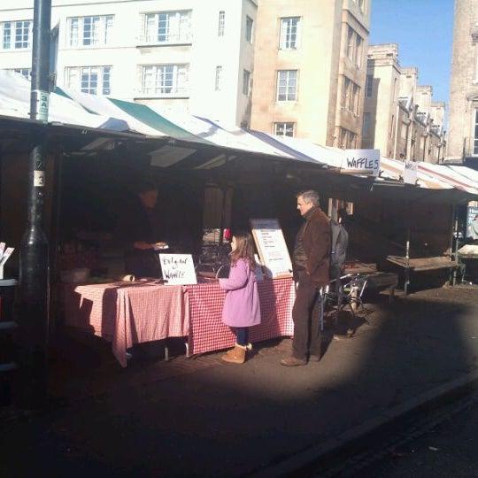 Photo taken at Cambridge Market by Edward C. on 2/26/2012