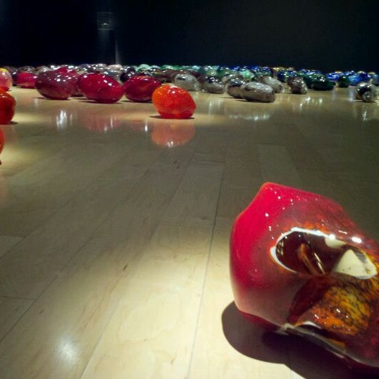 Photo taken at Palm Springs Art Museum by Michael F. on 4/29/2012