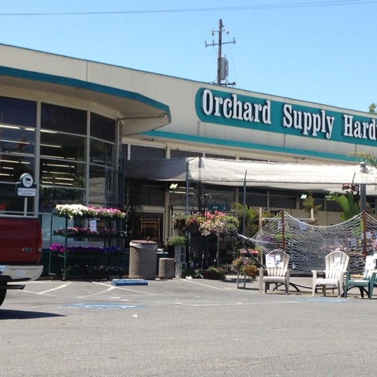 Orchard Supply Hardware was born in San Jose during the Great Depression, when the South Bay was known more for its fruit orchards — prunes, peaches, apricots, pears, cherries and apples.