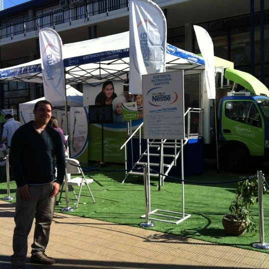 Photo taken at Municipalidad de San Bernardo by Romi R. on 6/7/2012