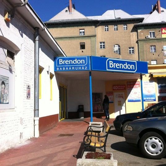 Brendon babaáruház - Budapest XIII. kerülete - Budapest ...